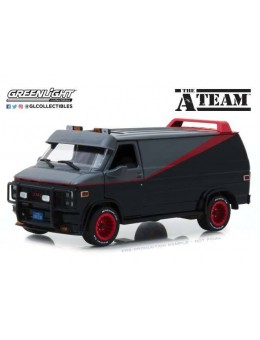 A-Team Diecast Model 1/24 1983 GMC...