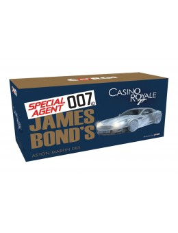James Bond Diecast Model 1/36 Aston...