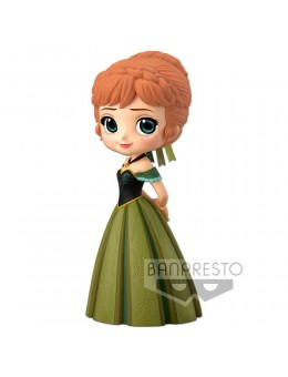 Disney Q Posket Mini Figure Anna...