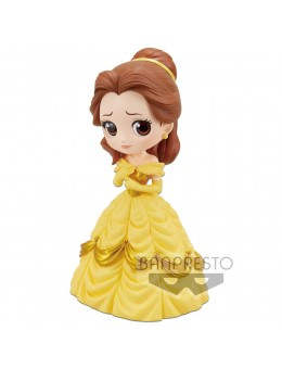 Disney Q Posket Mini Figure Belle A...