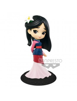 Disney Q Posket Mini Figure Mulan A...