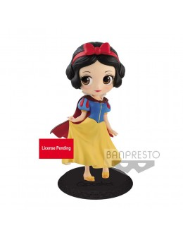 Disney Q Posket Mini Figure Snow...