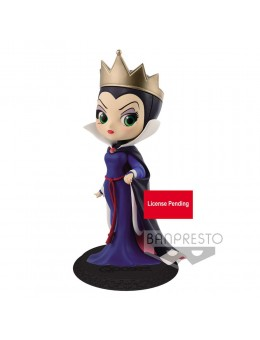 Disney Q Posket Mini Figure Queen...