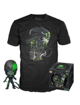 Alien POP! & Tee Box 40th Xenomorph...