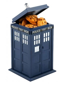 Doctor Who Cookie Jar with Sound &...