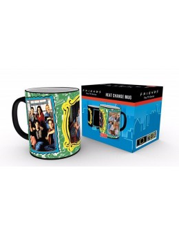 Friends Heat Change Mug Frames