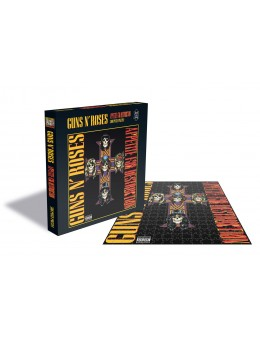 Guns n' Roses Puzzle Appetite for...