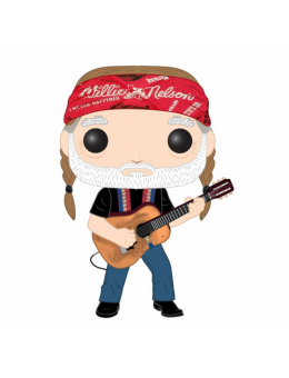 Willie Nelson POP! Rocks Vinyl Figure...