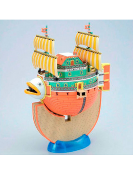 One Piece Baratie Ship Model Kit...
