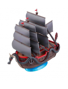 One Piece Dragonss Ship Model Kit...