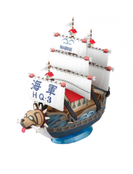 One Piece Garps Ship Model Kit figure...