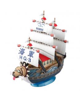 One Piece Garps Ship Model Kit figure...