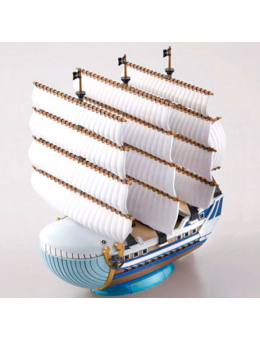 One Piece Moby Dick Ship Model Kit...
