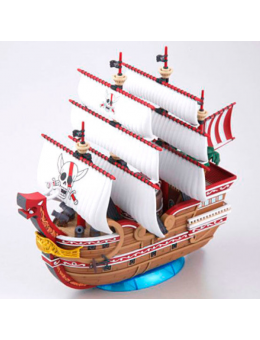 One Piece Red Force Ship Model Kit...