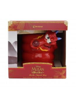 Disney Mulan Mug Shaped Mushu