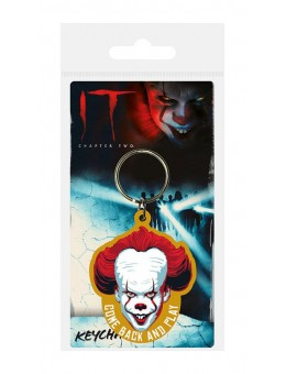 It Chapter Two Rubber Keychain Come...