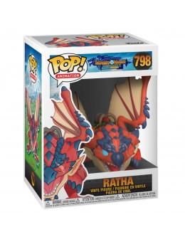 Monster Hunter Pop! Animation Vinyl...