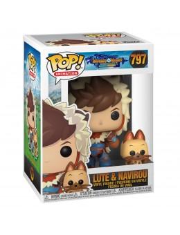Monster Hunter Pop & Buddy! Animation...