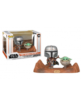 The Mandalorian POP Moment! Vinyl...