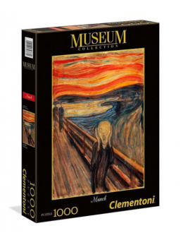 Museum Collection Munch The Scream...
