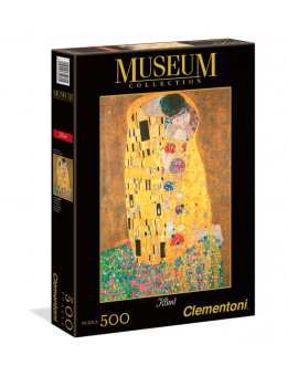 Museum Collection Klimt The Kiss...