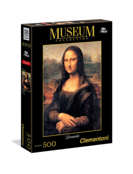 Museum Collection Leonardo Mona Lisa...