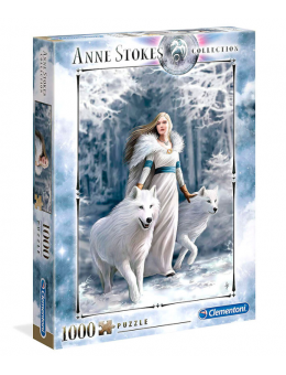 Anne Stokes Winter Guardians puzzle...