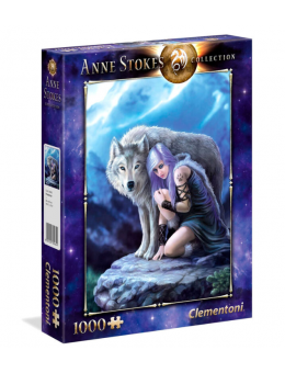 Anne Stokes Protector puzzle 1000pcs
