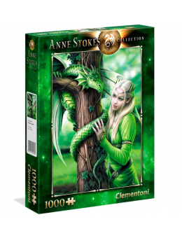 Anne Stokes Kindred Spirits puzzle...