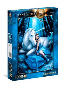 Anne Stokes Blue Moon puzzle 1000 pcs