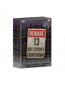 13 Day Spooky Countdown Pocket POP!...