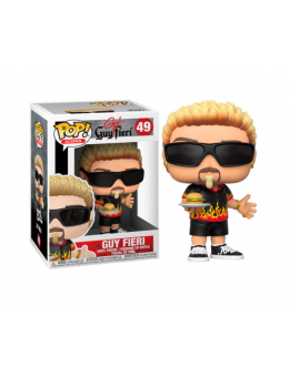 Guy Fieri POP! Icons Vinyl Figure Guy...