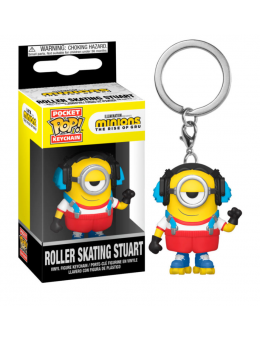 Minions II Pocket POP! Vinyl Keychain...