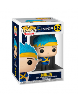 Ninja (Richard Tyler Blevins) POP!...