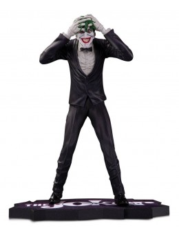The Joker, Clown Prince of Crime...