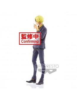 One Piece Grandista PVC Statue Sanji...