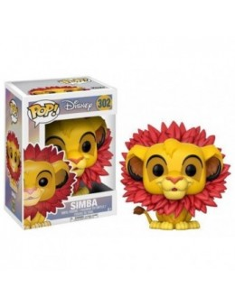 The Lion King POP! Disney Vinyl...