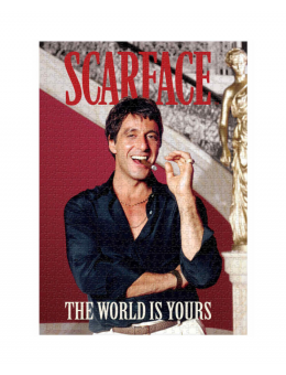 Scarface Magazine puzzle 1000 pcs