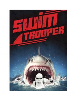 Original Stormtrooper Swim Trooper...