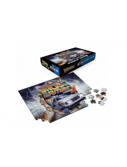 Back to the Future II puzzle 1000 pcs