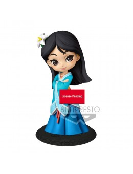 Disney Q Posket Mini Figure Mulan...