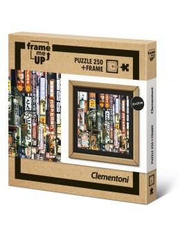 Tokyo Lights Frame Me Up puzzle 250pcs