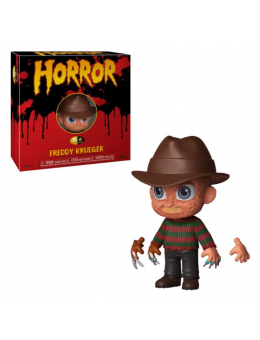 Horror 5-Star Vinyl Figure Freddy...