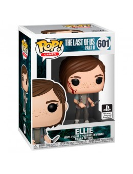 The Last of Us POP! Games Vinyl...