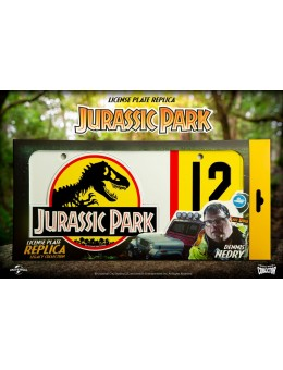 Jurassic Park Replica 1/1 Dennis...