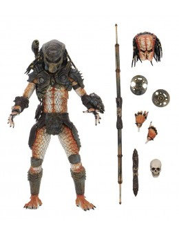 Predator 2 Action Figure Ultimate...