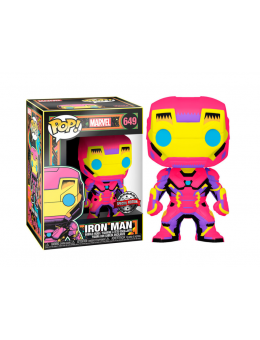 Marvel POP! Marvel Black Light Vinyl...