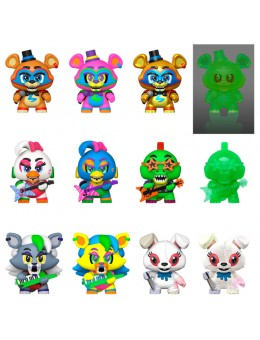 Five Nights at Freddy's Mystery Minis...
