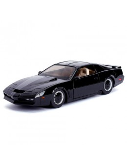 Knight Rider KITT metal car with...