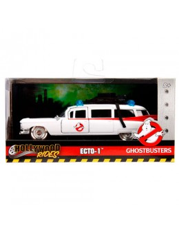 Ghostbusters ECTO-1 metal car 1:32